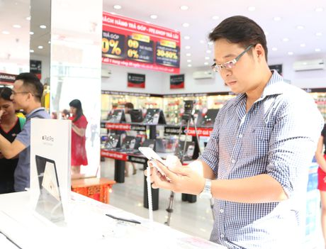 Bo doi iPhone 7 chinh thuc mo ban tai thi truong Viet Nam - Anh 1