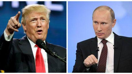 Dien Kremlin: Chinh sach ngoai giao cua ong Trump gan giong voi ong Putin - Anh 1