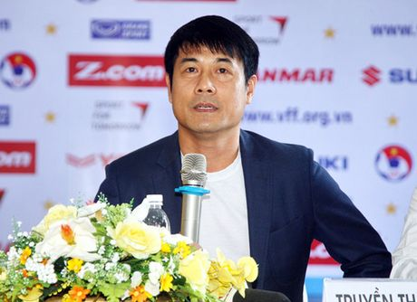 HLV Huu Thang hy vong may man se o ben doi tuyen Viet Nam - Anh 1