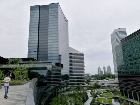 Di xem tru so moi dep nhu mo cua Google tai Singapore - Anh 30