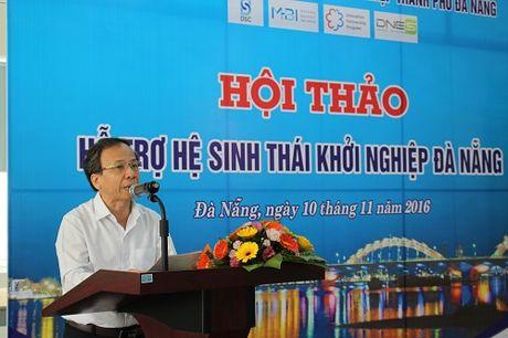 Da Nang: Ho tro 200 du an, 80 doanh nghiep khoi nghiep nam 2020 - Anh 1