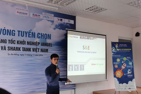 26 Startups mien Trung 'gianh ve' tham du Gameshow Shark Tank - Anh 1