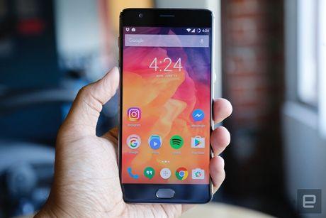 OnePlus sap ra mat smartphone 3T cau hinh 'khung' - Anh 1
