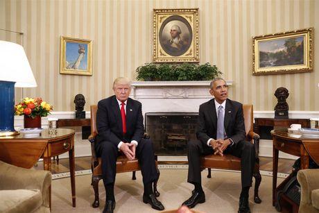 Vo chong Obama hoan nghenh vo chong Trump tai Nha Trang - Anh 2
