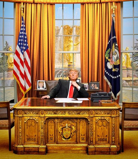 Donald Trump se dat vang toan bo Nha Trang? - Anh 1