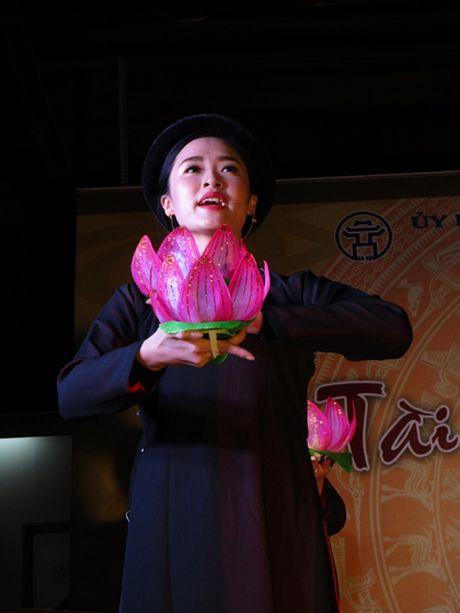 Khai mac Lien hoan tai nang tre ca tru Ha Noi 2016 - Anh 2