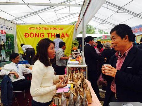 Khai mac trien lam Agro Viet 2016 - Anh 1