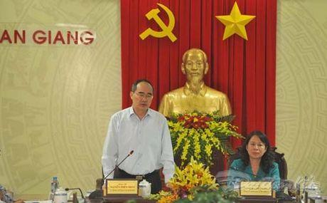 Muon san pham nong nghiep tieu thu tot phai co chung nhan an toan - Anh 1