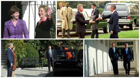 Nhung buc anh to Obama - Trump bang mat, khong bang long - Anh 3