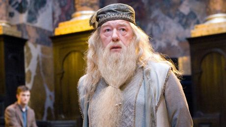 Thay Dumbledore co the cong khai dong tinh trong phim moi - Anh 1