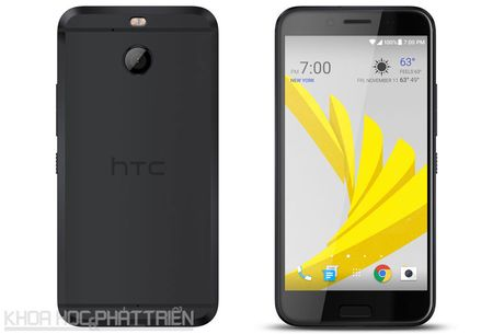 Can canh smartphone chong nuoc, man hinh 2K vua duoc HTC ra mat - Anh 16