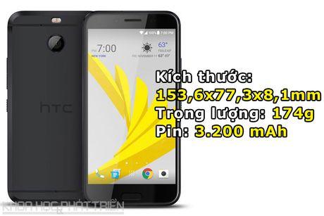 Can canh smartphone chong nuoc, man hinh 2K vua duoc HTC ra mat - Anh 3