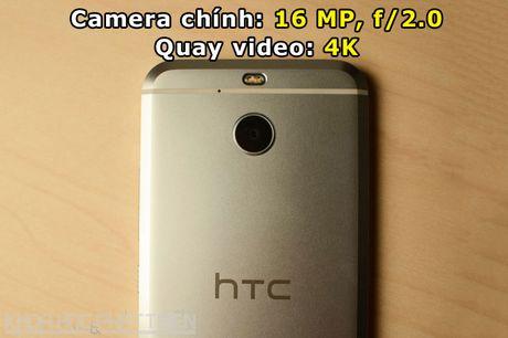 Can canh smartphone chong nuoc, man hinh 2K vua duoc HTC ra mat - Anh 6