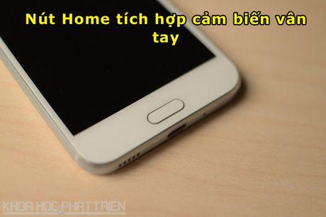 Can canh smartphone chong nuoc, man hinh 2K vua duoc HTC ra mat - Anh 8