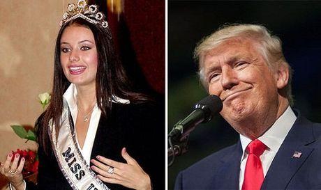 Hoa hau mat vuong mien bi ep phai noi xau Donald Trump - Anh 2