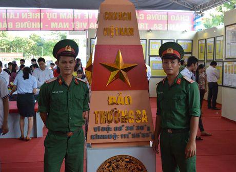 Tu lieu chu quyen Hoang Sa, Truong Sa den voi Vinh Long - Anh 5