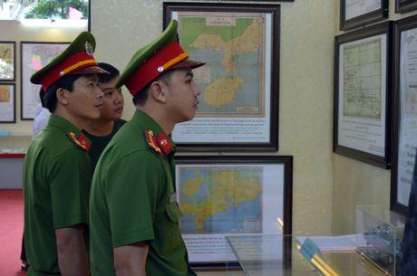 Tu lieu chu quyen Hoang Sa, Truong Sa den voi Vinh Long - Anh 6