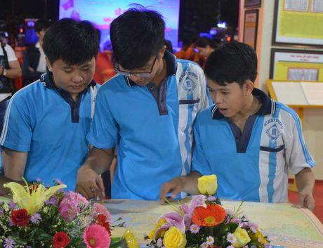 Tu lieu chu quyen Hoang Sa, Truong Sa den voi Vinh Long - Anh 7