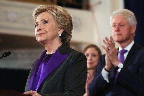 Hang trieu nguoi My keu goi dai cu tri chon Hillary - Anh 1