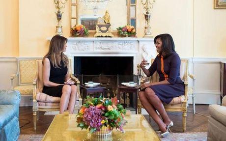Ba Melania Trump hoi kinh nghiem gin giu gia dinh trong Nha Trang - Anh 1
