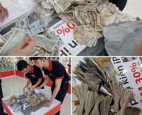 Binh Duong: Khach hang dung 21 trieu tien le di mua IPhone chinh hang - Anh 1