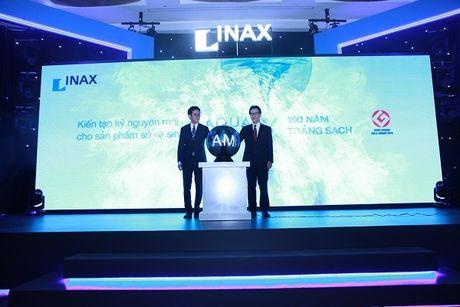 INAX ky niem 20 nam hoat dong tai Viet Nam - Anh 1