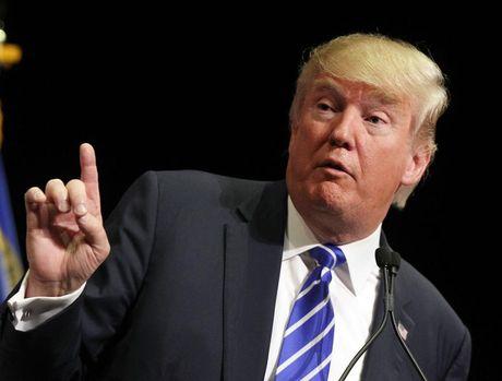 Ong Trump lan dau len tieng ve cac cuoc bieu tinh phan doi ket qua bau cu - Anh 1