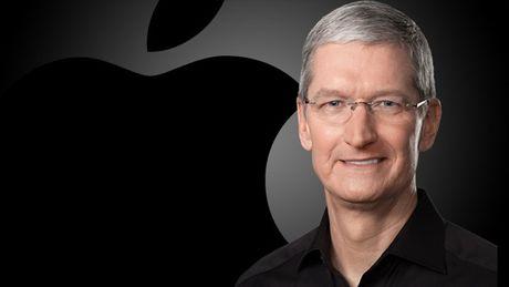 Tim Cook keu goi nhan vien Apple doan ket sau chien thang cua Donal Trump - Anh 1