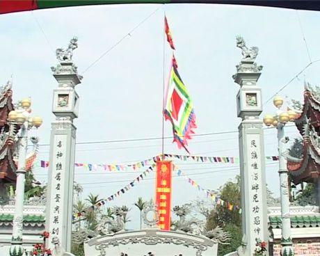 Tham quan di tich dinh My Khe o Hai Phong - Anh 1
