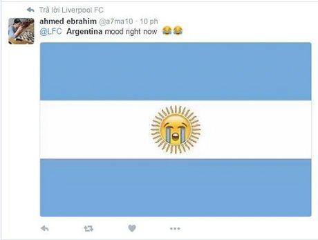 Messi va dong doi bi chi trich nang ne khi Argentina thua tham Brazil - Anh 3