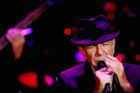 Leonard Cohen - Tieng ca vong tuoi thanh xuan da qua doi - Anh 1