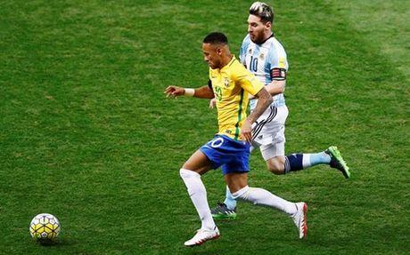 Coutinho lap sieu pham, Brazil 'vui dap' Argentina - Anh 1