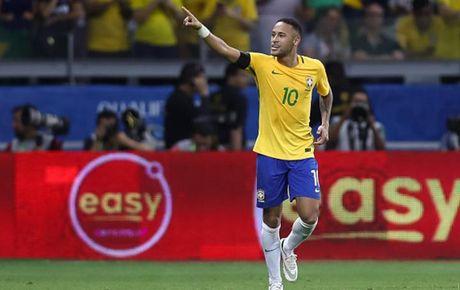 Cham diem Brazil 3-0 Argentina: Neymar che mo Messi - Anh 12