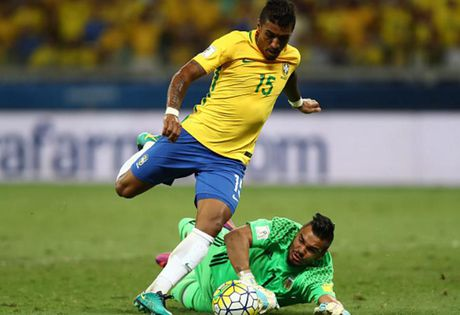 Cham diem Brazil 3-0 Argentina: Neymar che mo Messi - Anh 14