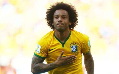 Cham diem Brazil 3-0 Argentina: Neymar che mo Messi - Anh 7