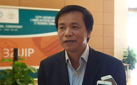 'Cac co quan Quoc hoi dang nghien cuu viec xu ly ong Vu Huy Hoang' - Anh 1