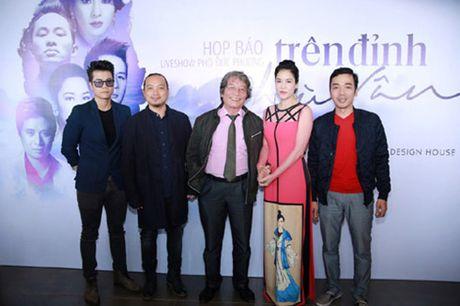 NS Pho Duc Phuong lam liveshow tien ty 'Tren dinh Phu Van' - Anh 2
