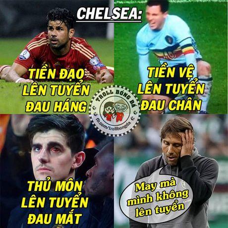 Biem hoa 24h: Sanchez chan thuong, HLV Wenger 'tu van' - Anh 8