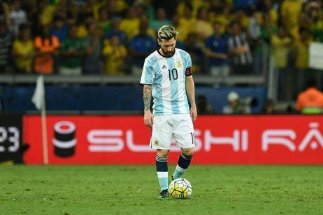 Argentina chua bao gio la moi luong duyen cua Lionel Messi? - Anh 1