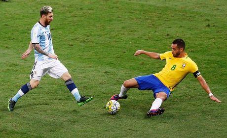 Argentina chua bao gio la moi luong duyen cua Lionel Messi? - Anh 2
