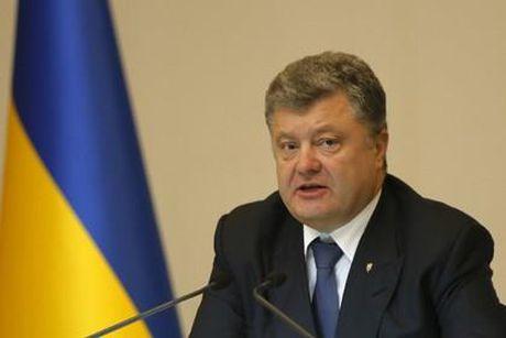 Saakashvili lap chinh dang moi: Ukraine nen hoa giai voi Nga? - Anh 1