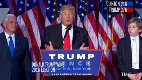 Loi tien tri trai nguoc cua Vanga ve Donald Trump - Anh 2