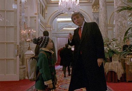 Thoi tre dien trai, cuc nhieu tien va rat dao hoa cua ong Trump - Anh 9
