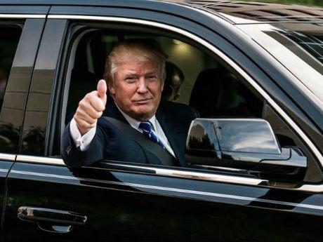 Sieu xe limousine moi cua ong Donald Trump co gi dac biet? - Anh 1
