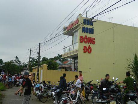 Quang Nam: Mot bac si bi dam chet trong nha nghi - Anh 1