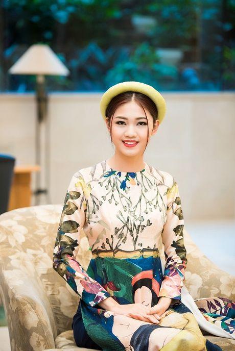 Cung dien ao dai, My Linh - Thanh Tu ai quyen ru hon? - Anh 8