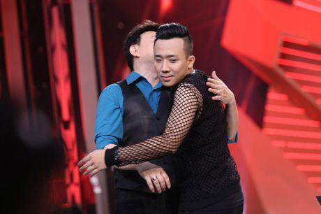 Ngo Kien Huy bi Tran Thanh 'tru eo' chia tay ban gai - Anh 1