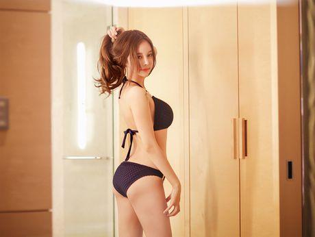 Mon mat ngam hot girl boc lua nhat xu Han - Anh 15