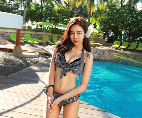Mon mat ngam hot girl boc lua nhat xu Han - Anh 17