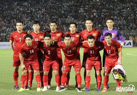 Man tong duyet chap nhan duoc cua DT Viet Nam truoc them AFF Cup 2016 - Anh 1